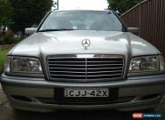 Mercedes Benz C 240 Estate  W202 Series for Sale