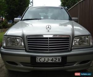 Classic Mercedes Benz C 240 Estate  W202 Series for Sale