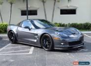 2009 Chevrolet Corvette ZR1 for Sale