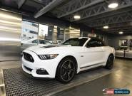 2016 Ford Mustang 5.0L California Edition for Sale