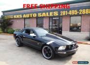 2007 Ford Mustang GT Convertible 2-Door for Sale