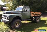 Classic 1952 Ford Other Pickups Base for Sale
