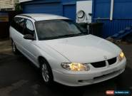 HOLDEN COMMODORE 2001 VX WAGON for Sale