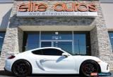Classic 2016 Porsche Cayman for Sale