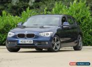 BMW 118 2.0TD auto 2011 MY d Sport for Sale