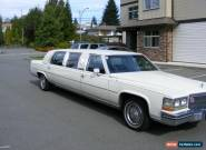 1985 Cadillac Fleetwood brougham for Sale