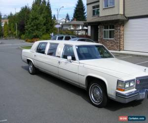 Classic 1985 Cadillac Fleetwood brougham for Sale