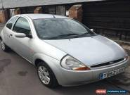 2002 FORD KA 1.3 8 MONTHS MOT LOW MILEAGE  for Sale