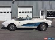 1961 Chevrolet Corvette Convertible for Sale