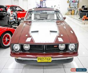 107c6c0cfc ... Classic 1974 Ford Falcon XB GT Walnut Glow Manual 4sp M Hardtop for  Sale ...