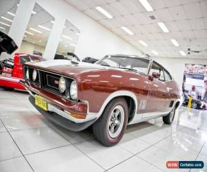 32a6365512 ... Classic 1974 Ford Falcon XB GT Walnut Glow Manual 4sp M Hardtop for Sale