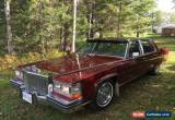 Classic 1984 Cadillac Fleetwood D'Elegance for Sale