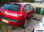 Citroen C4 2008  for Sale