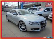 2010 Audi A5 8T MY10 Silver 7 Sports Automatic Dual Clutch Coupe for Sale