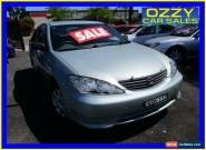 2004 Toyota Camry ACV36R Altise Green Automatic 4sp A Sedan for Sale