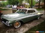 1961 Chevrolet Impala 2 Door coupe for Sale