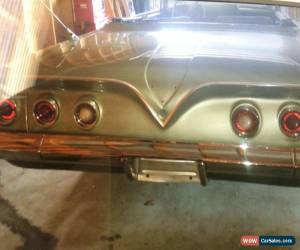 Classic 1961 Chevrolet Impala 2 Door coupe for Sale