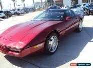 1989 Chevrolet Corvette Hatchback 2-Door for Sale