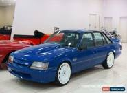 1984 Holden Commodore VK Berlina Formula Blue Manual M Sedan for Sale