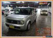 2003 Nissan Cube Z11 Grey Automatic 4sp A Wagon for Sale