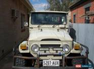 toyota landcruiser 4x4 1978 for Sale