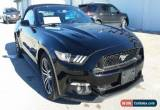 Classic 2015 Ford Mustang GT Premium Convertible 2-Door for Sale