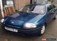 Renault Clio 1.4 X Reg for Sale