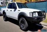 Classic 2007 Ford Ranger 4x4 T/Diesel Dual cab. Very good condition. for Sale