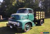 Classic 1956 Ford Other Pickups for Sale