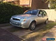 Ford Fiesta 1.25 Ghia 5 door 5 speed manual for Sale