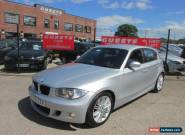 2008 BMW 1 Series 2.0 123d M Sport 5dr for Sale
