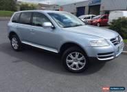 Volkswagen Touareg 2.5TDI AUTOMATIC SE DIESEL 2006 06 REG for Sale