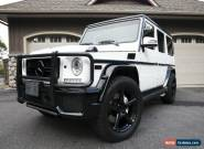 2015 Mercedes-Benz G-Class G63 for Sale
