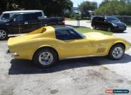 1972 Chevrolet Corvette 2 door for Sale