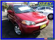 1999 Honda HR-V (4x4) Sport Red Automatic A Wagon for Sale