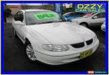 Classic 1999 Holden Commodore VT Acclaim White Automatic 4sp A Sedan for Sale