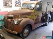 1941 Chevrolet Other Pickups for Sale