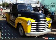 1950 Chevrolet Other Pickups truck for Sale