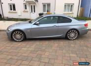 BMW 3 Series 2.0 320d M Sport Highline 2dr for Sale