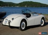 1950 Jaguar XK OTS for Sale
