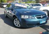 Classic 2009 Holden Commodore VE MY09.5 Omega Blue Automatic 4sp A Sedan for Sale