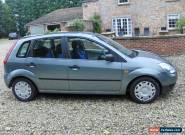 Ford fiesta 1.4 diesel No Reserve for Sale