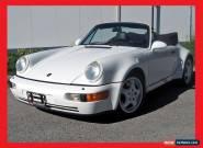 Porsche: 911 America Roadster for Sale