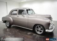 1952 Chevrolet 4 Door Sedan Car for Sale