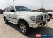 1998 Toyota Landcruiser GXL 40th Ann LE (4x4) Automatic 4sp A Wagon for Sale