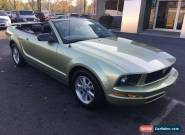 2006 Ford Mustang Convertible 2-Door for Sale