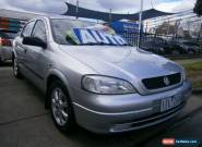 2005 Holden Astra AH CD Silver Automatic 4sp A Hatchback for Sale