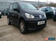 2013 VOLKSWAGEN MOVE UP BLACK 1.0 1 LADY OWNER LESS THAN 5,000 MILES for Sale