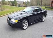 1998 Ford Mustang 2dr COBRA for Sale