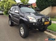 Toyota Landcruiser Prado Off Road Vehicle for Sale